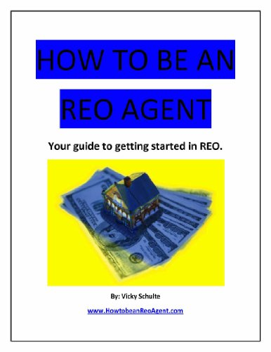 How to Be an Reo Agent