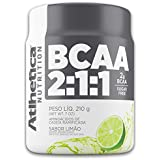 BCAA 2:1:1-210g Limão - Atlhetica Nutrition, Athletica Nutrition