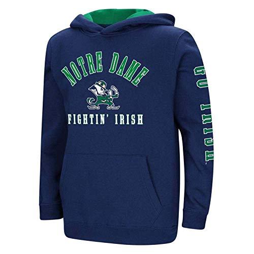 Colosseum Notre Dame Fighting Irish Youth Hoodie Pullover Sweatshirt (YTH (16-18))