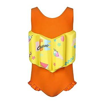 DUBAOBAO Traje de Buceo flotabilidad para niños Traje de ...