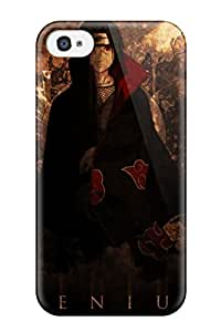Pretty IGBmxaL5268xBGWG Iphone 4/4s Case Cover/ Naruto Fire Anime Wide Or Series High Quality Case