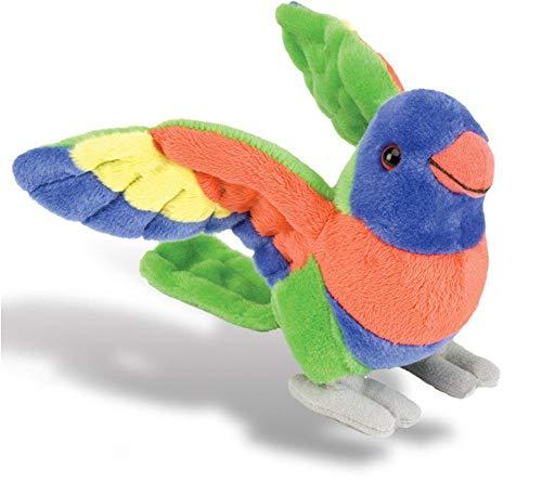 Wild Republic Lorikeet Plush, Stuffed Animal, Plush Toy, Gifts for Kids, Cuddlekins 8 Inches