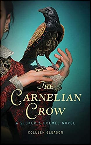 The Carnelian Crow book cover