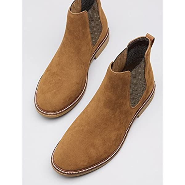 Marke Marsh Herren Chelsea Boots Stiefel find