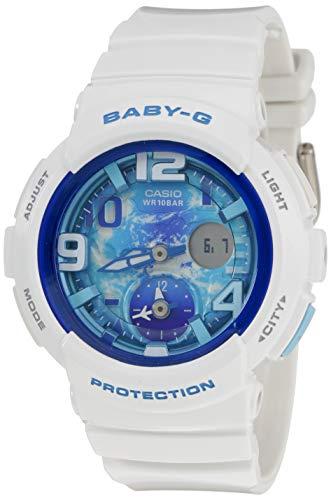 Casio Baby G Multi-Color Dial Polyurethane Strap Ladies Watch BGA-190GL-7B