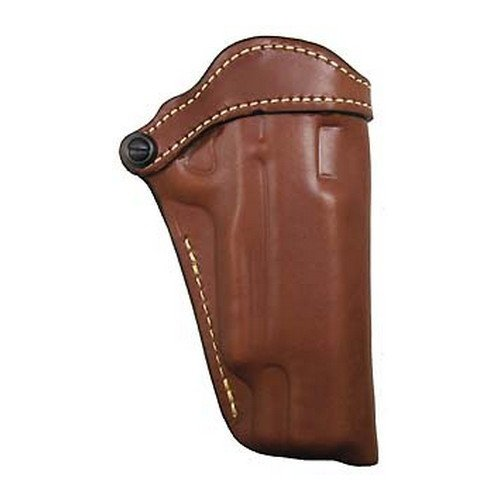 Hunter Company Pro-Hide Open Top Holster Chestnut Tan, Right Hand, 1911