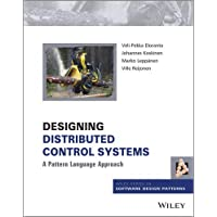Designing Distributed Control Systems: A Pattern Language Approach