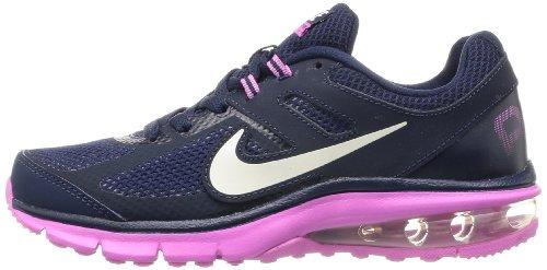 Nike Women's Air Max Defy RN Obsidian/Sail/Red Violet Running Shoe 6.5 Women US
