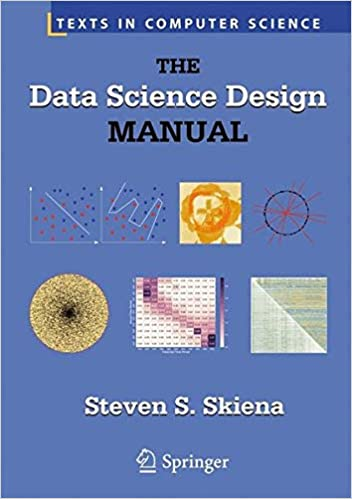 amazon the data science design manual texts in computer science