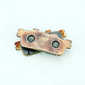 MetalGear Bremsbel/äge vorne L f/ür SYM GTS 250i LM25W 2007-2009
