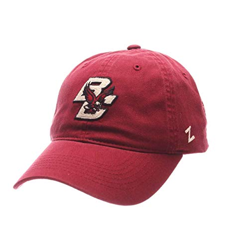 NCAA Boston College Eagles Men's Scholarship Relaxed Hat, Adjustable Size, Team Color
