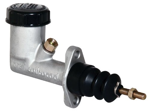 NEW WILWOOD ALUMINUM GIRLING STYLE INTEGRAL MASTER CYLINDER, 5/8