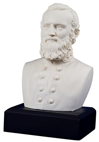 Civil War Thomas Stonewall Jackson Bust Exclusive Great Americans Collection