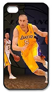 LZHCASE Personalized Protective Case For Samsung Galaxy S5 CoverSteve Blake, NBA Los Angeles Lakers