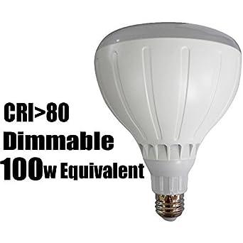 20w Dimmable Br40 Led Flood Light Bulb Daylight 5000k
