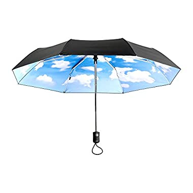 MoMA Sky Umbrella, Collapsible