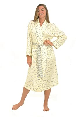 Del Rossa Women s Cotton Robe edd1d23d3