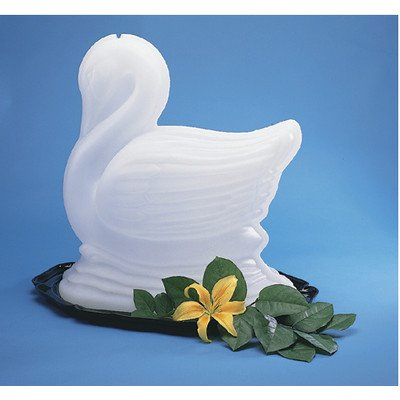 (Ice Swan Sculpture Mold)