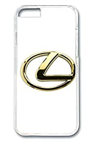 iPhone 6 plus Case, 6 plus Case - Ultimate Protection Scratch Proof Case Bumper for iPhone 6 Lexus Car Logo 9 Crystal Clear Hard Back Case Bumper for iPhone 6 4.7 Inches by mcsharksby Maris's Diary