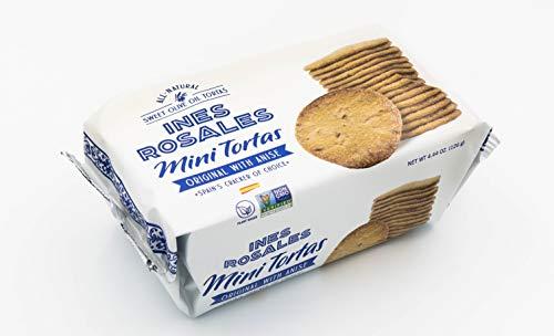 Ines Rosales Original Sweet Mini Tortas