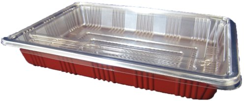 Okabe food pack red bottom Bento No. 8 100P OF-48 (japan import)