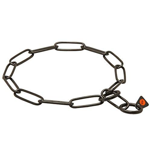Herm Sprenger German Shepherd Black Stainless Steel Collar