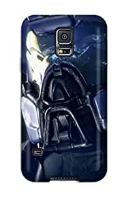 New Arrival Cover Case With Nice Design For Galaxy S5- Halo 5: Guardians
