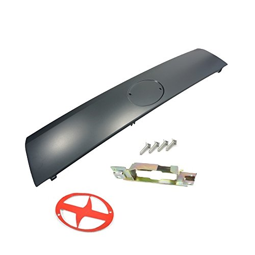 Sentinel Parts Liftgate Tailgate Hatch Garnish Door Handle Kit Primed Black for 2005-2010 Scion Tc