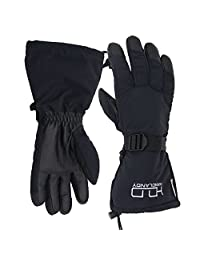 Winter Gloves for Men Women, Thermal Warm Snow Ski Gloves- 3M Thinsulate Insulation, Coldproof for Outdoor Work Snowboarding Hiking