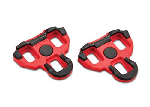 Garmin Vector Cleats 6º Float - Red/Black by Garmin