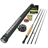"""Orvis 2019 Clearwater 905-4 Fly Rod Outfit : 9'0"""" 5wt"""