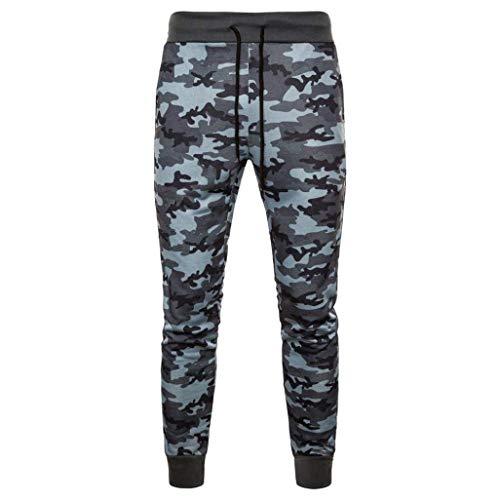 Long Garçons Printemps Automne Bleu Respirant Mode Pantalons Camouflage Casual Classique Pour Hommes Code Pantalon vqRwAzxZ7w
