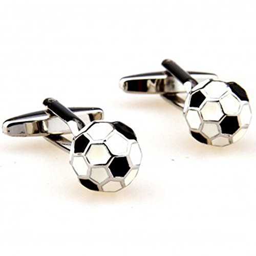 Wansan Gemelos de balón de fútbol, varios estilos, para hombres ...