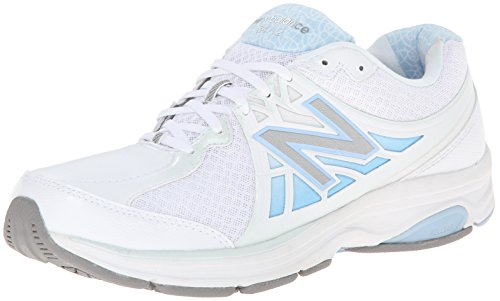 New Balance Women's WW847V2 Walking Shoe,White,13 2A US
