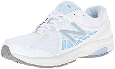 New Balance Women's WW847V2 Walking Shoe,White,5 B US