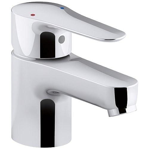 KOHLER Single Handle Bathroom Faucet Amazoncom - Kohler forte single handle bathroom faucet