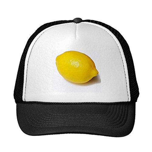 funny-bright-yellow-lemon-trucker-hat