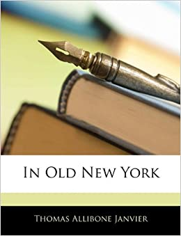 Book In Old New York