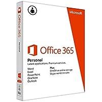 Compte Microsoft Office 365 pour 5 utilisateurs à vie - Comprend la Suite Office 2016 Pro Plus (Word, Excel, PowerPoint...) avec guide d'installation