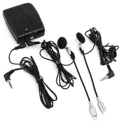 SoLed Rider to Rider/passenger Two Way Radio, Intercom System for Motorcycle, Atv, Motorbike, Helmet to Helmet - Connect to Mp3/ipod/itouch/nano/cd Audio Devices