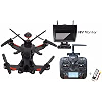 Walkera Runner 250 PRO DEVO 7 TX RC Racing Drone RC Quadcopter With 800TVL Camera /OSD /DEVO 7/GPS/Battery /Charger /5.8G FPV Monitor (FPV Version)