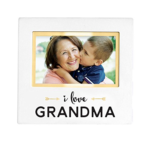 Pearhead I Love Grandma' Keepsake Frame, Grandparents - Keepsake Grandma Best