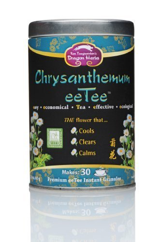 Dragon Herbs Chrysanthemum eeTee — 2.1 oz Review