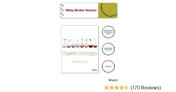 Amazon com: Organic Chemistry, Binder Ready Version