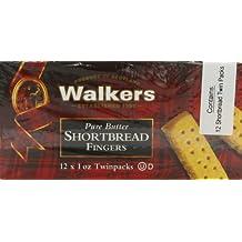 Walkers Shortbread Fingers, 2, 12- count 1-Oz Twin Packs Cookies