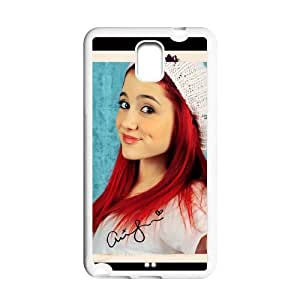 Custom Ariana Grande Hard Back Cover Case for Samsung Galaxy Note 3 NE65 by mcsharks