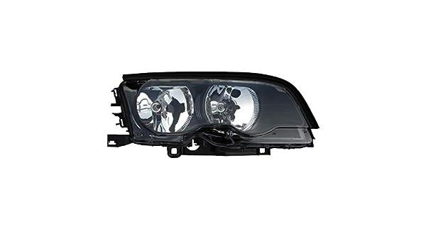 Fits 2000 BMW 323i Head Light Assembly Passenger Side BM2503112