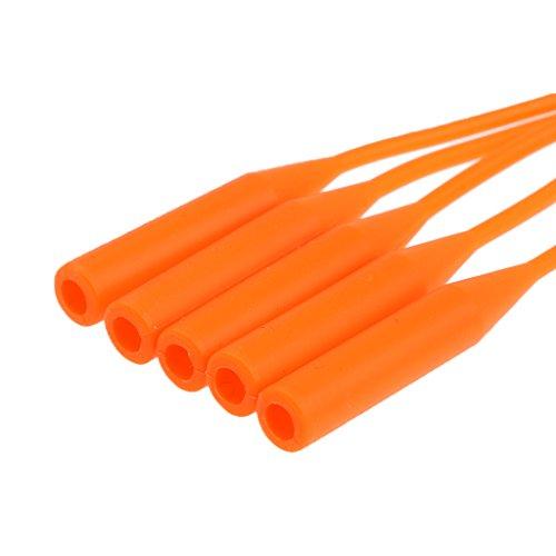 de naranja gafas sol piezas 5 Cadenas Antideslizante Silicona de Homyl lectura de para wzq14xR