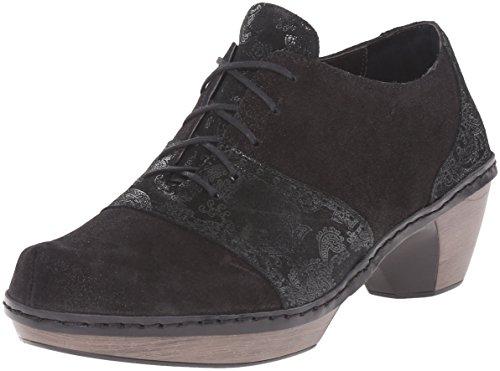 clearance low shipping Naot Women's Besalu Lace-up Heel Shoe Black free shipping latest jTiBgZ