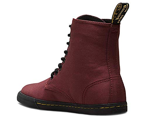 Red Sheridan Cherry 8 Size M Uk Boot Kid 11 Color Dr Martens child Canvas m J Eye Junior Youth Unisex F 10 Little Us T txxwB4q1
